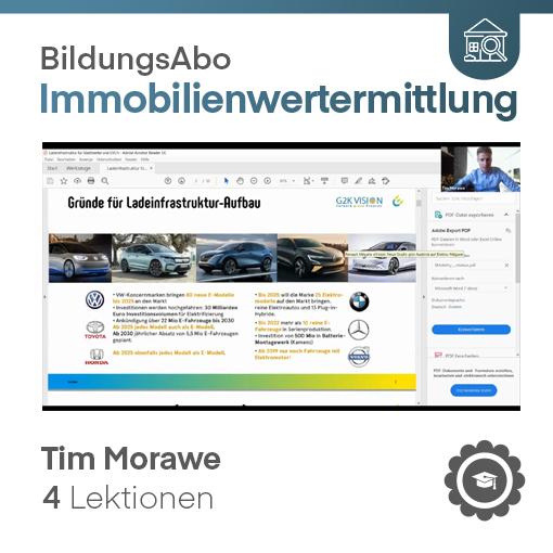 E-Mobility mischt den Markt auf (VIDEO-Kurs)