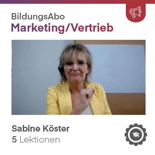 Mehr Präsenz beim Online-Auftritt - Dipl.-Pädagogin Sabina Köster