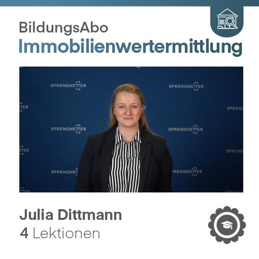 Praxisalltag für junge Sachverständige - Julia Dittmann