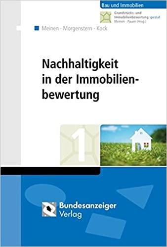 Nachhaltigkeit in der Immobilienbewertung