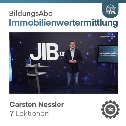 Bewertungen von denkmalgeschützten Immobilien - Carsten Nessler