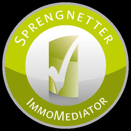 Logo ImmoMediator Sprengnetter