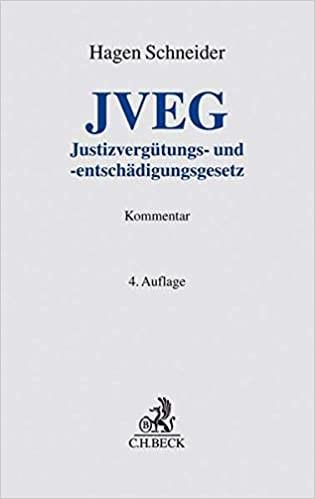 JVEG: Justizvergütungs- und -entschädigungsgesetz (Grauer Kommentar)