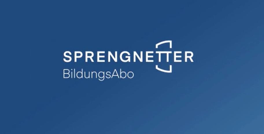 Sprengnetter-BildungsAbo